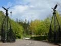 Powerscourt Hotel_entrance gates